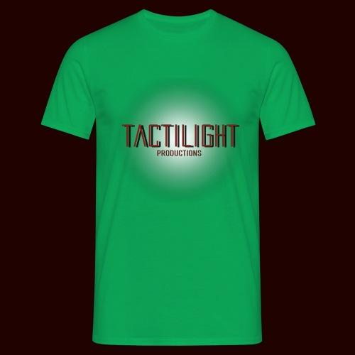 Tactilight Logo - Men's T-Shirt
