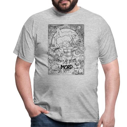 Art Nouveau - Männer T-Shirt