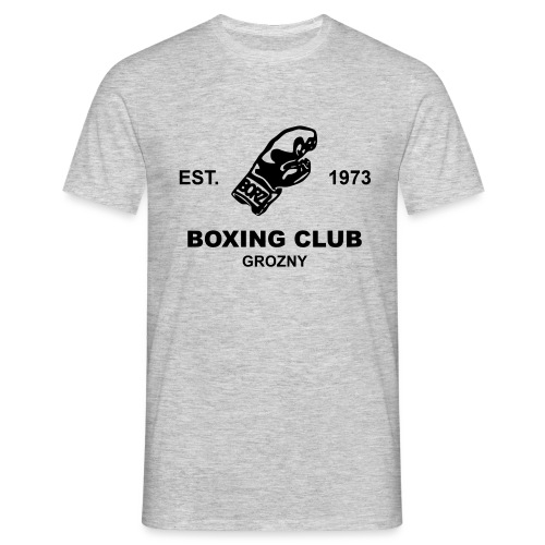 GROZNY BOXING CLUB - Men's T-Shirt