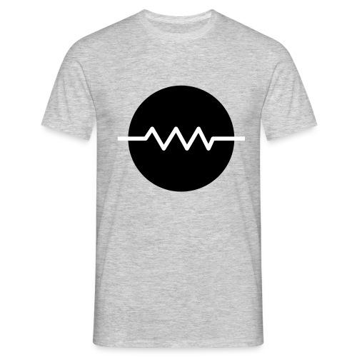 Widerstand - Männer T-Shirt