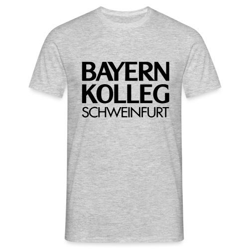 bayern kolleg schweinfurt - Männer T-Shirt