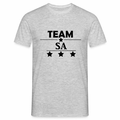 Team SA Logo - T-shirt herr