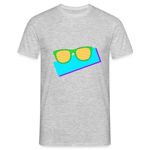 80-tallet i mitt hjerte03 - T-skjorte for menn