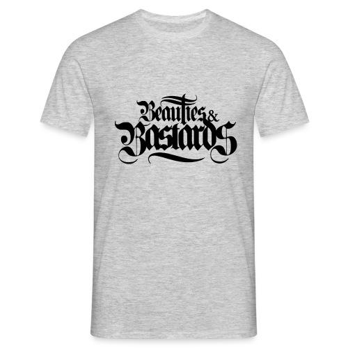 Beauties & Bastards Motor Rental Merch - Männer T-Shirt