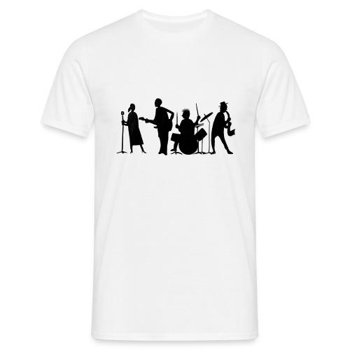jazz - Miesten t-paita