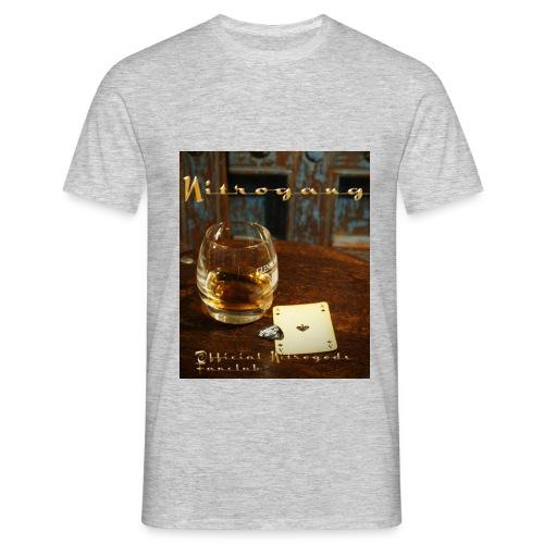 Whiskey-Shirt - Männer T-Shirt