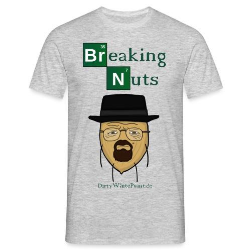 Breaking Nuts Shirt png - Männer T-Shirt