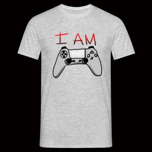 yo soy un gamer - Camiseta hombre