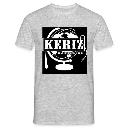 Logo Keriz - Männer T-Shirt