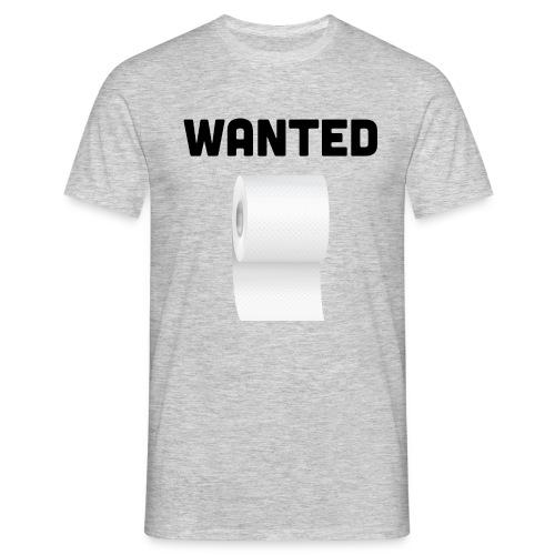 Papier wc recherché - T-shirt Homme