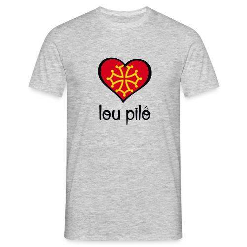 Amo i pilò N - Maglietta da uomo
