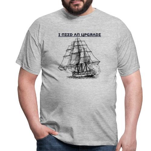 Polpular Design Sips - Men's T-Shirt