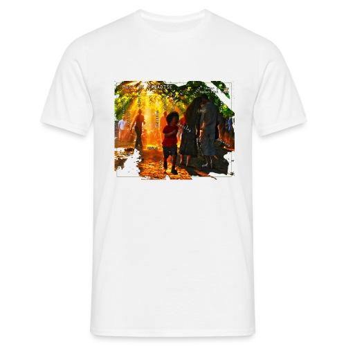 must be paradise - Männer T-Shirt