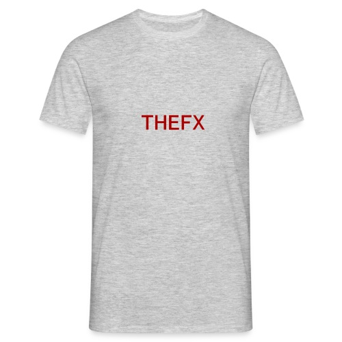 TheFX [FXiles Merch & Clothing brand] - T-skjorte for menn