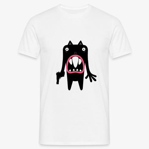 'Oasi' monster 02 - Mannen T-shirt