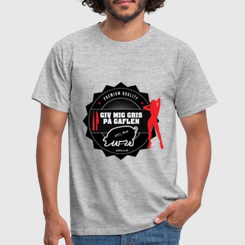 GIVMIGRIS - Herre-T-shirt