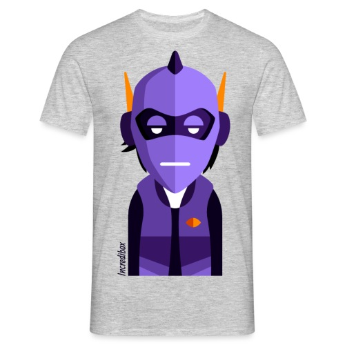 PURPLE ROBOT - T-shirt Homme