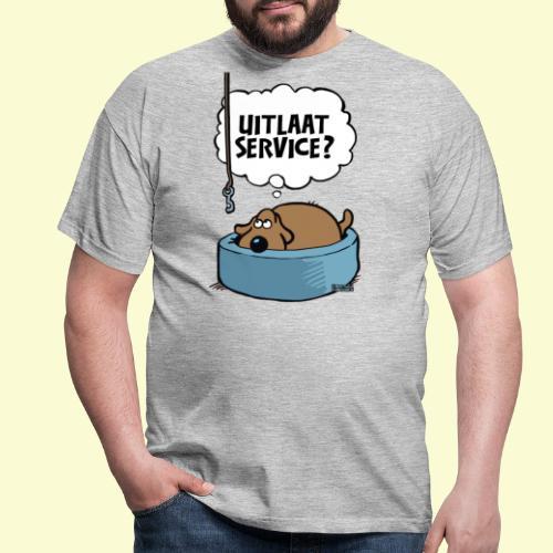 DIRKJAN Uitlaatservice - Mannen T-shirt
