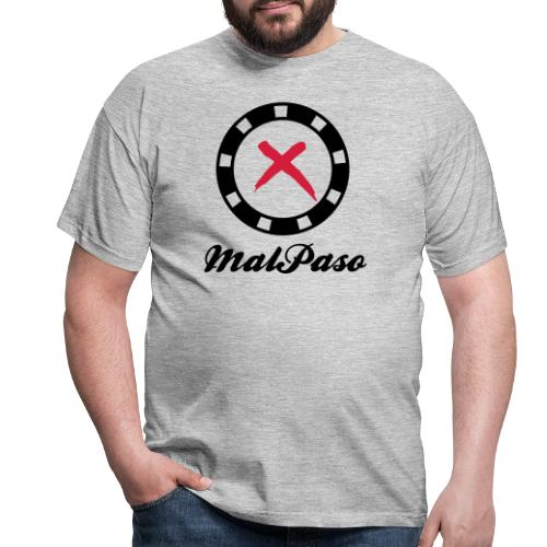 Logo Malpaso - Camiseta hombre