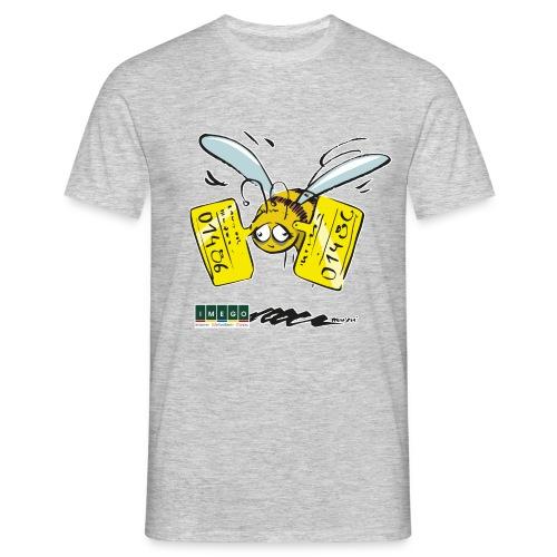 01biene imego - Männer T-Shirt