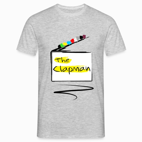 TheClapman - T-shirt Homme