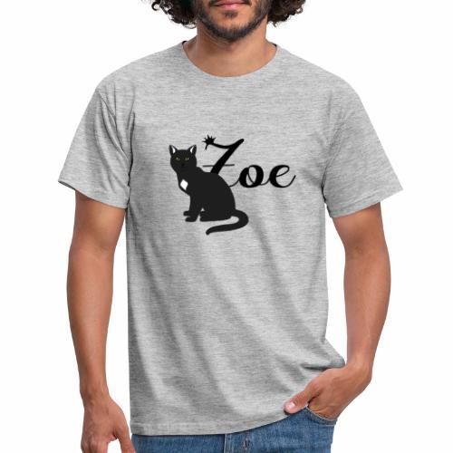 zoe2 - Männer T-Shirt