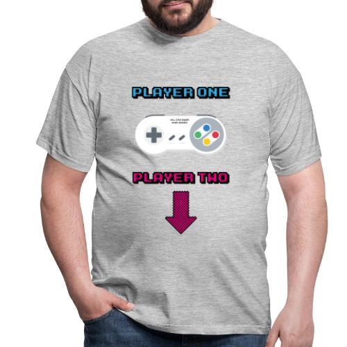 Retro Game All The Best Web Radio - Men's T-Shirt
