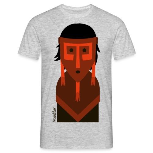 NATIVE MASKER - T-shirt Homme