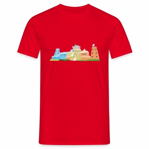 Castle - Men's T-Shirt