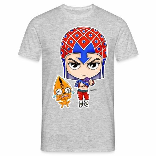 Mista and No.5 - Mannen T-shirt