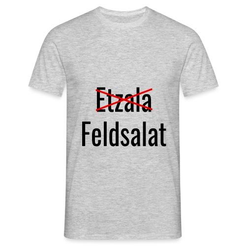 Etzala - Feldsalat - Shirt - Theophil-Nerds - Männer T-Shirt