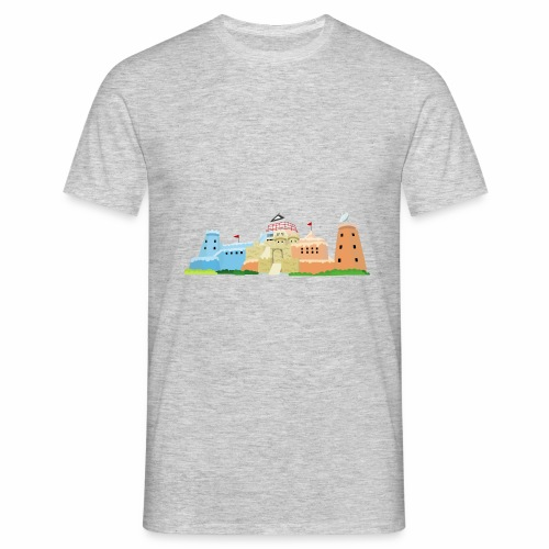 Castle - Men's T-Shirt