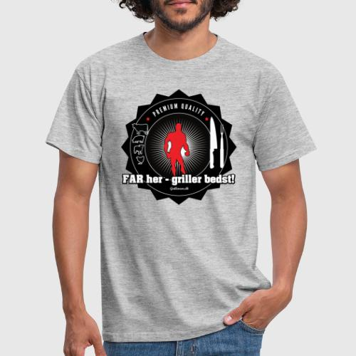 FAR HER png - Herre-T-shirt