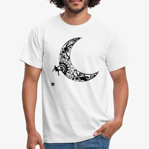 Luna - climb to the stars - Men's T-Shirt
