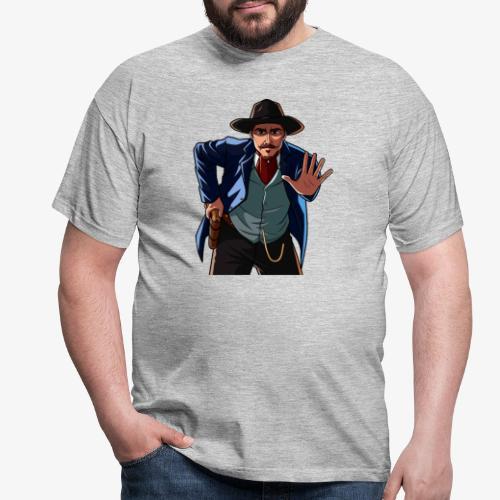 Cowboy Freeze! - Men's T-Shirt