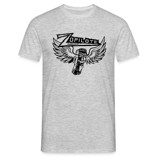 zopilote merch logo - Men's T-Shirt