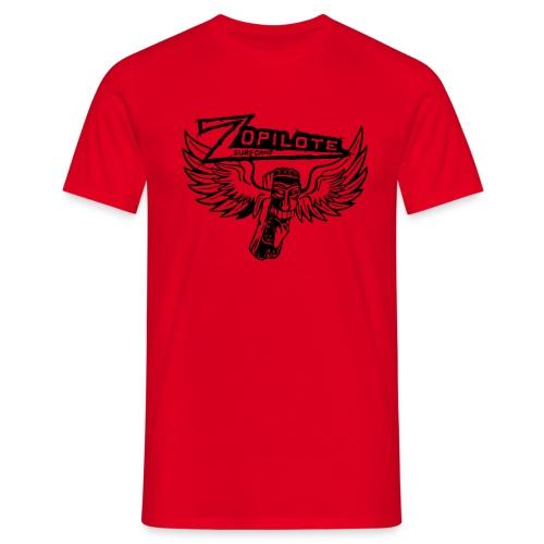 zopilote merch logo - Men's T-Shirt