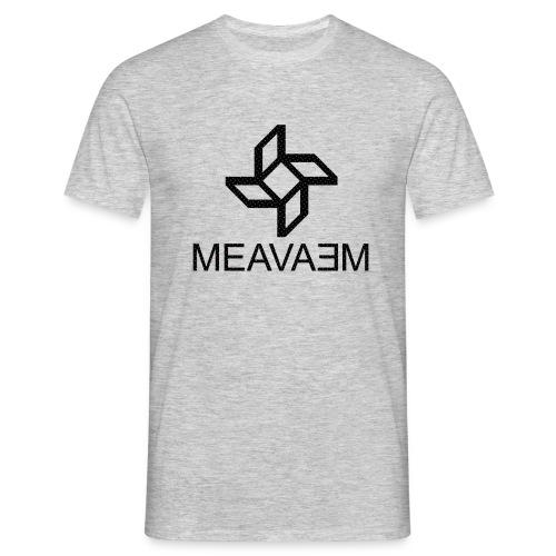 Logo New style black - T-shirt Homme