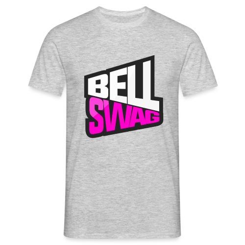 Bellswag logo transparent large - Men's T-Shirt
