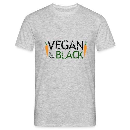 Vegan is the new black - Camiseta hombre