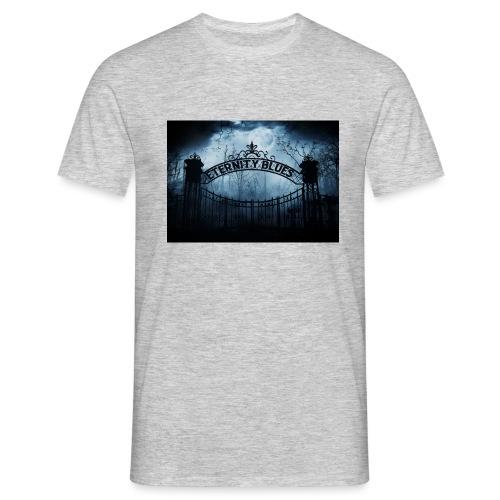 Eternity Blues - Maglietta da uomo