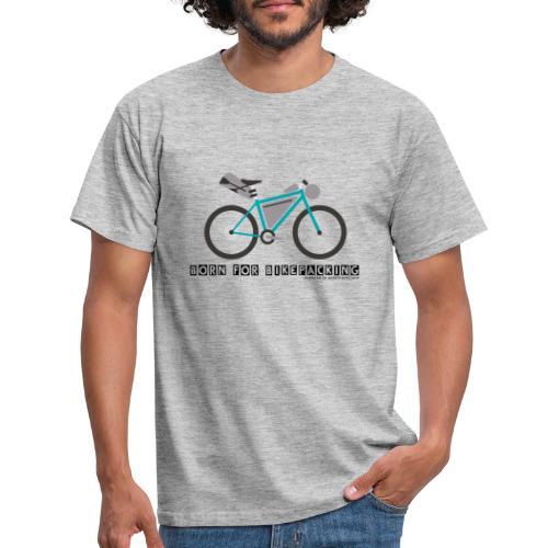 Born For Bikepacking - Maglietta da uomo