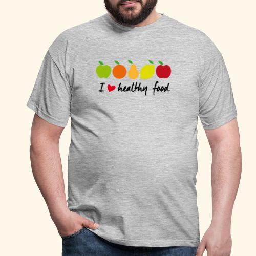 Healthy food - Camiseta hombre