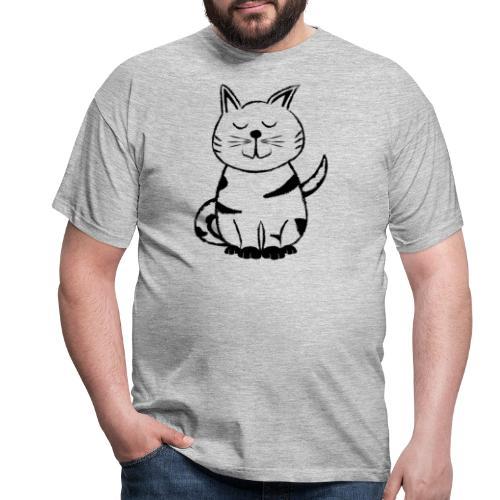 Diego the cat standalone 2 - Männer T-Shirt
