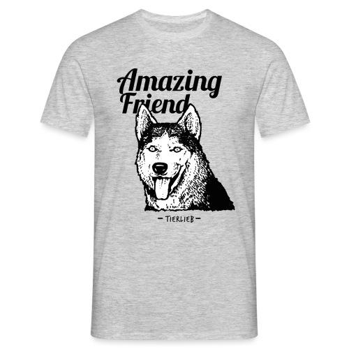 Amazing Friend - Männer T-Shirt