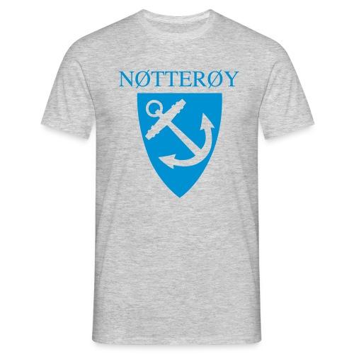 Nøtterøy T-skjorte - T-skjorte for menn