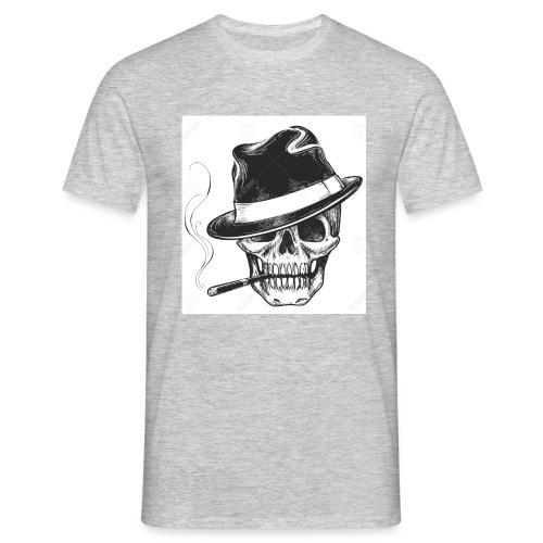 Sheriff Dead - Männer T-Shirt
