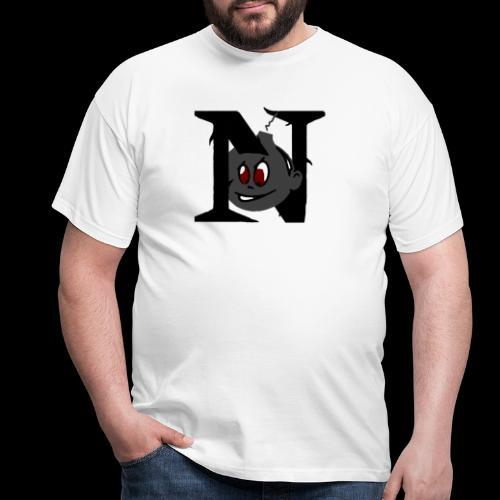 tete seul N - T-shirt Homme