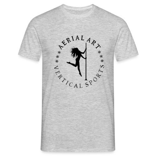 Aerial Art Pole - Männer T-Shirt