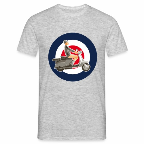 Scooter girl - T-shirt Homme